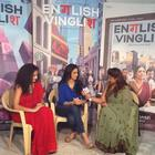 Sridevi and Gauri Shinde at an English Vinglish Press Meet