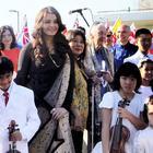 Aishwarya Rai Bachchan For International World Peace Day