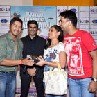 Shreyas at Kamaal Dhamaal Malamaal Housie Contest at R Mall