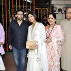 Jeetendra's Ganpati Visarjan in Mumbai