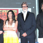 Amitabh Bachchan At The Launch Of The Online Magazine On Cinema