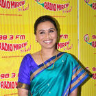 Rani Mukherjee Promote Aiyyaa on Different Radio Stations
