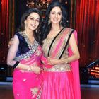 Sridevi on Jhalak Dikhhla Jaa Season 5 To Promote English Vinglish