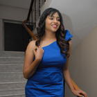Lakshmi Nair and Kavya Shetty Hot at Sivani Movie Logo Launch Event