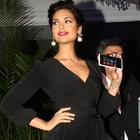 Esha Gupta at the Nokia Lumia App Launch Event