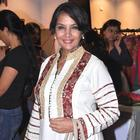 Shabana Smiling Look At Sahachari Foundation Shopping Festival