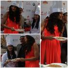 Bipasha Basu Dons The Chefs Hat For The 5th Airtel Delhi Half Marathon