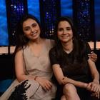 Rani Mukherjee On The Front Row with Anupama Chopra
