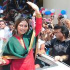 Rani Promote Aiyyaa at Nagpur