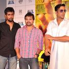 Celebs At Khiladi 786 Trailer Promo Launch Event
