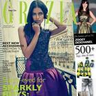 Lakshmi Menon On Grazia Magazine Oct 2012