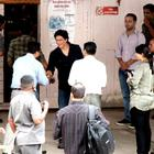 SRK and Deepika Shoot For Chennai Express