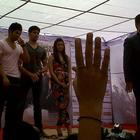 Student Of The Year Team At Jaipur For Promote Their Movie