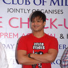Amrita Rao And Vivek Oberoi Inaugurate Free Eye Medical Camp
