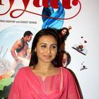 Rani Mukherjee Promotes Aiyyaa