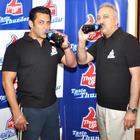 Salman Khan As The Brand Ambassador For Thums Up
