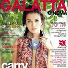 Amy Jackson On Galatta Cinema October 2012