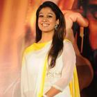 Nayantara At Krishnam Vande Jagadgurum Audio Release