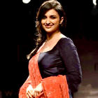 Parineeti Chopra On Wills Lifestyle India Fashion Week 2012