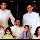 Amitabh Bachchan Family Photos