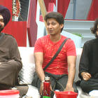 Navjot,Dinesh And Aseem At Bigg Boss