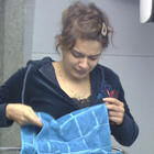 Aashka Goradia At On Bigg Boss House