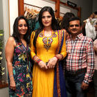 Celebrity And Designer At FUEL Fashion Store Launch Event