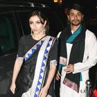Celebs At Saif And Kareena Sangeet Ceremony
