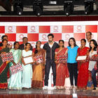 Celebs At Launch of Swades Foundation New Logo