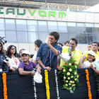 Ritesh And Mahima At 2nd Vasai-Virar Mayor Marathon