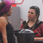Delnaaz And Aashka chat with each other In The Bigg Boss House