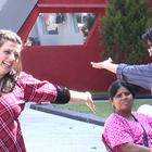 Delnaaz And Aseem Were In Jovial moods At The House Of Bigg Boss