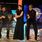 Shahrukh,Katrina And Big B At KBC