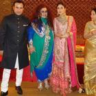 Saifeena Wedding Reception At Delhi