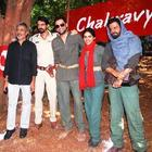 Get Arrested Campaign To Promote Movie Chakravyuh