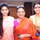 Celebs At Mumbai Durga Puja Pandal