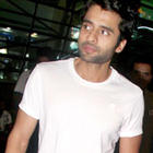 Jackky Bhagnani Spotted At Airport