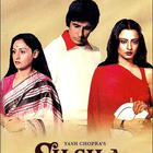 Amitabh,Jaya And Rekha In Silsila Movie Poster