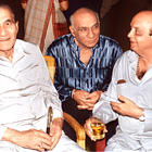 Rare Pics Of Yash Chopra