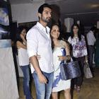 Salman And Other Celebs Attend Rouble Nagi's Painting Exhibition