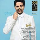Ayushmann Khurrana At GQ India Men Of The Year 2012 Awards