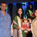 Sridevi in Mulund Mumbai Morphosis Navaratri 2012