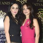 Bollywood Celebs At Satyani's Diamond Boutique