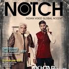 Javed And Farhan Akhtar Latest Photo Shoot For Notch November 2012