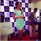 Nargis Fakhri At Titan Raga Cities Collection Launch