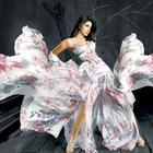 Priyanka Hot Photo Shoot In Designer Falguni And Shane Peacock Dress