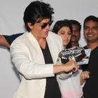 Shahrukh Khan At 47th Birthday Celebrations Photos