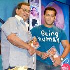 Salman And Other Celebs At Book Launch Of Mahatma Gandhi Aur Cinema