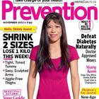 Mary Kom For Prevention Magazine November 2012