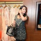 Charmy At Shantanu And Nikhil Designer Store Launch